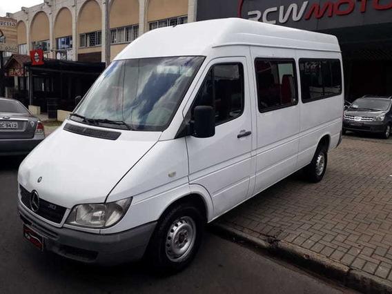 Mercedes-benz Sprinter 313-cdi 2.2 Tb Van Luxo (16lug)