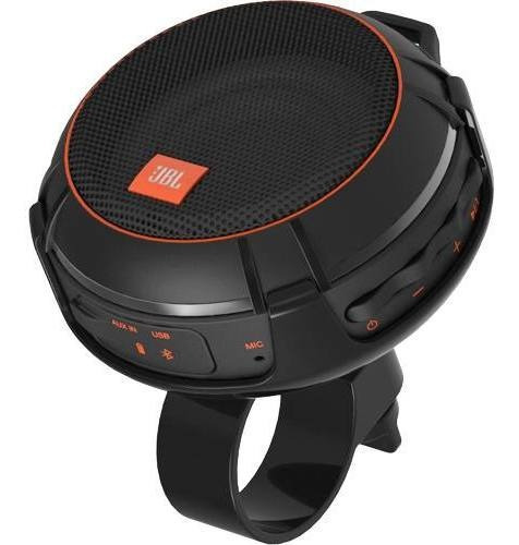 Caixa Multimídia Portátil Bluetooth Preta Wind Jbl