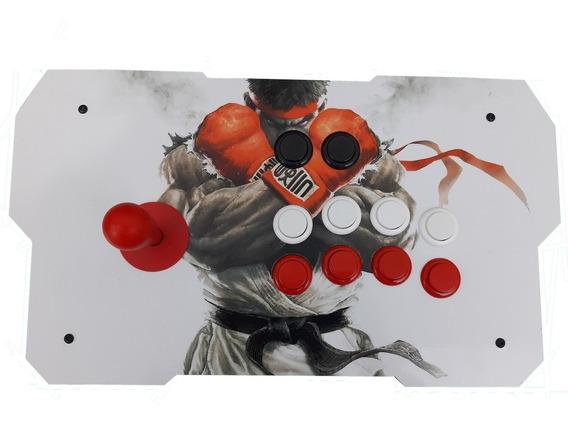 Controle Zero Delay Profissional Playstation 4 - Arcade Usb