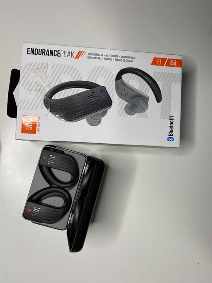 Fones De Ouvido Intra-auricular Endurance Peak Jbl