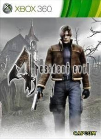 Resident Evil 4 Xbox 360 - Mídia Digital