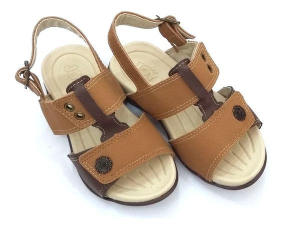 Sandália Masculina Infantil Para Meninos - 012878