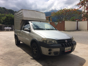 Fiat Strada Pickup Con Cava