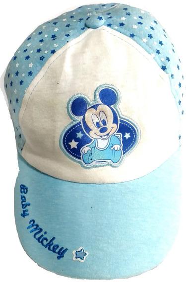 Gorro Footy Mickey Baby Disney Footy Con Visera