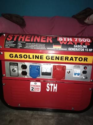 Generador De Luz De 7500 Watts