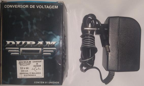 Fonte Para Balança Eletrônica 12 V 800ma-p4