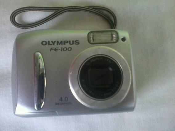 Máquina Digital Olympus Fe-100 4 Megapixels