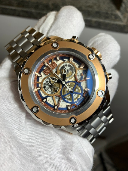 Relógio Invicta Subaqua 13741 Cosc Swiss Made Original
