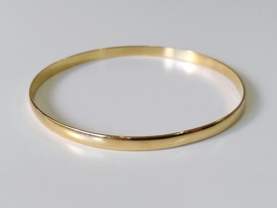 Bracelete Pulseira Escrava Algema Mamãe Ouro18k Cert Garantia E Nota Fiscal