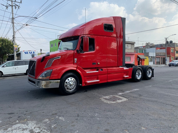 Tractocamion Volvo Vnl 2012