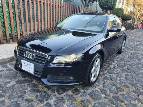 Audi A4 2009 1.8 Turbo, Piel, Quemacocos, Lujo