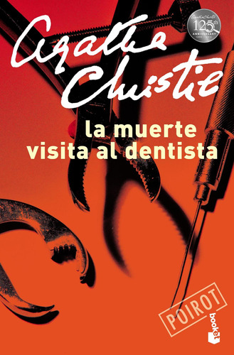Imagen 1 de 3 de La Muerte Visita La Dentista Agatha Christie Booket