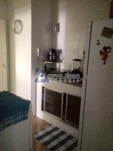 Apartamento À Venda, 1 Quarto, 1 Vaga, Grajaú - Rio De Janeiro/rj - 8812