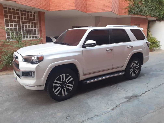 Toyota 4runner Blindada 2015 Limite