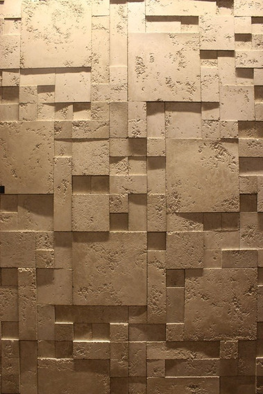 Paneles Decorativos Revestimiento De Pared 3d Simil Piedra