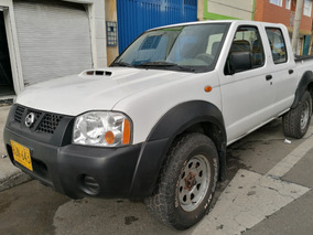 Nissan Frontier D-22 2.5 Turbo 4x4 Dc