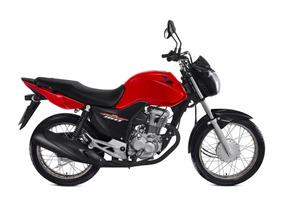 Honda Cg 160 Start Zero Km Emplacada+ipva Pago