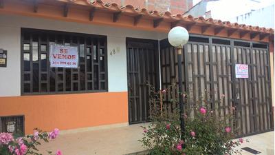 Casa En Venta Jardín De La Rosa