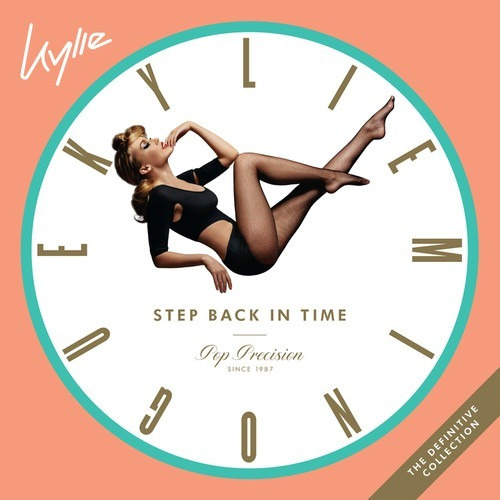 Vinilo Kylie Minogue Step Back In Time Collecition Lp Imp.