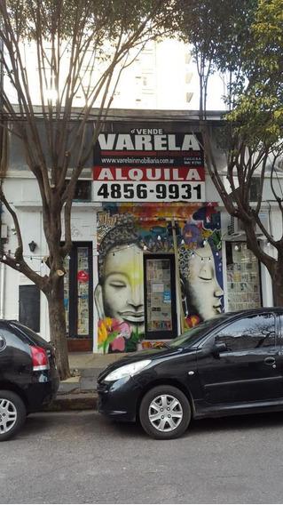 Arevalo 3000 Las Cañitas Alquiler De Local Comercial