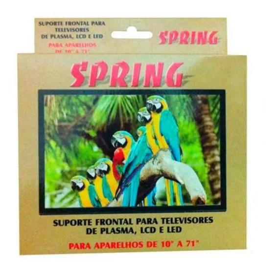 Suporte Para Tv Fixo De Parede Spring De 10 À 71 -universal