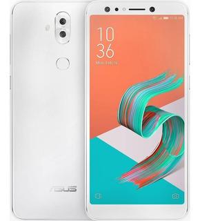 Celular Asus Zenfone 5 Selfie Pro 128gb 20mp 16mp Branco