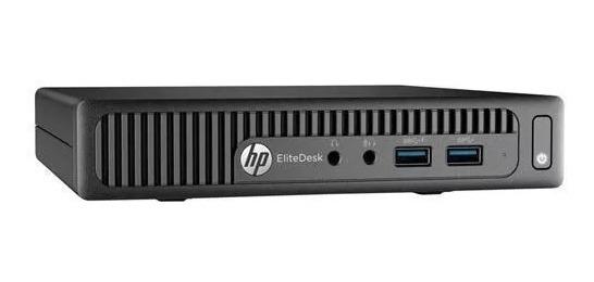 Mini Desktop Computador Hp Elitedesk 705 G3 Amd A6-9500e