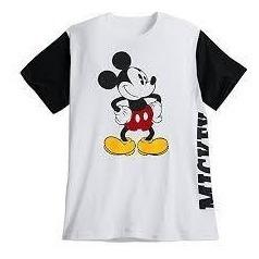 Camiseta Mickey Mouse Disney Store