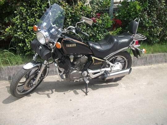 Yamaha Xv500se Virago 500