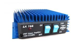 Amplificador Rm- Italy La144 De Vhf Ideal Handy Y Base 70w