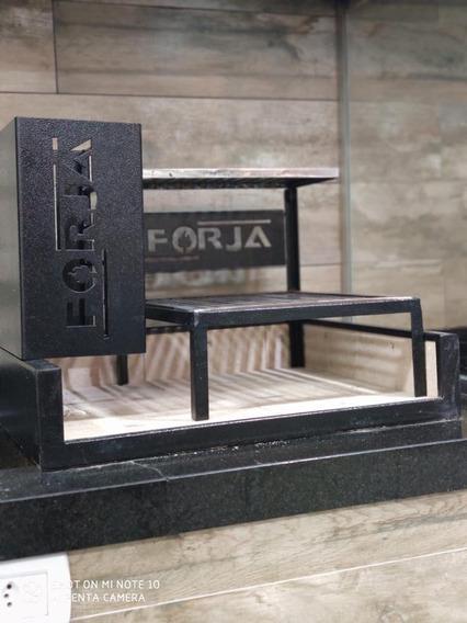 Churrasqueira De Parrilla - Forja (forjinha)