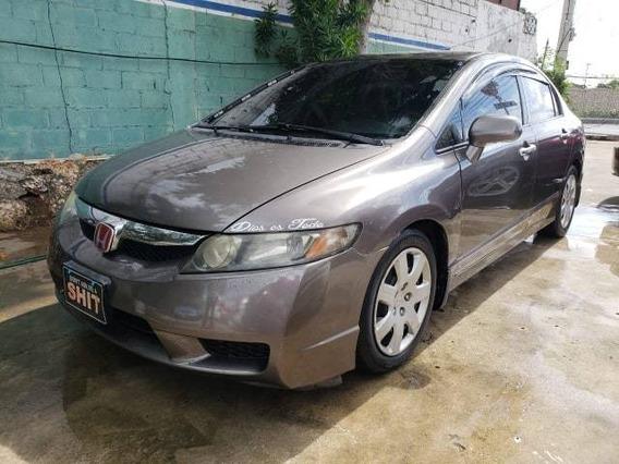 Honda Civic Condiciones De Recien Importado