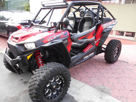 Rzr Polaris Xp 4turbo Eps Titanium 2 Plazas