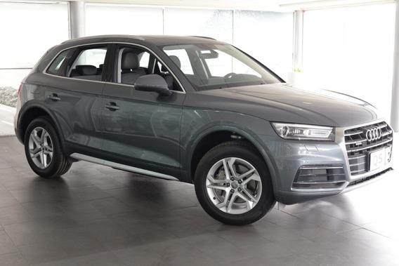 Demo Audi Q5 45 Tfsi Select Quattro 2020 Gris Monz Int Negro