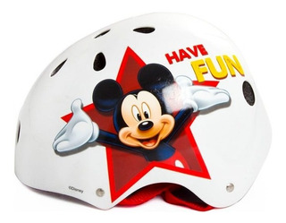 Casco Skate Patinaje Mickey Disney