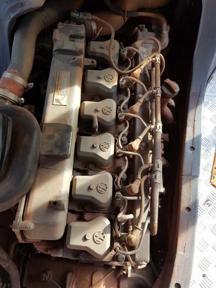 Motor Mwm X12 6 Cil 260cv Ford Vw Volvo Vm Comp Baixa Garant