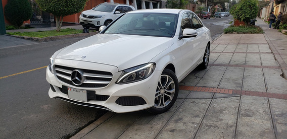 Mercedes C-180 Año 2015 / Kit Avantgarde / 10,000km