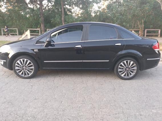 Fiat Linea 1.8 16v Absolute Flex Dualogic 4p 2012