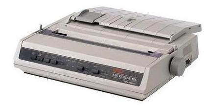 Oki Ml186 Impressora Matricial