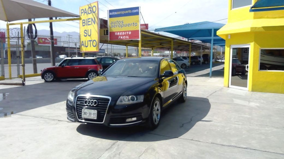 Audi A6 Elite 3.0 L Tiptronic Quattro 2009 Negro