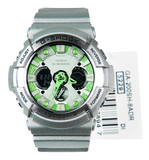 Casio G Shock Ga200sh8a