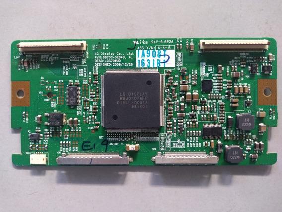 Placa Tcon Toshiba 37xv650