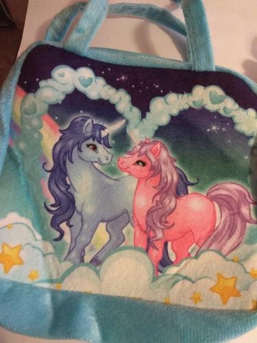 Carterita Peluche Grande Unicornio.