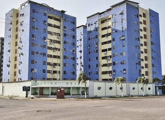Apartamento En Venta Marina Beach Puerto La Cruz