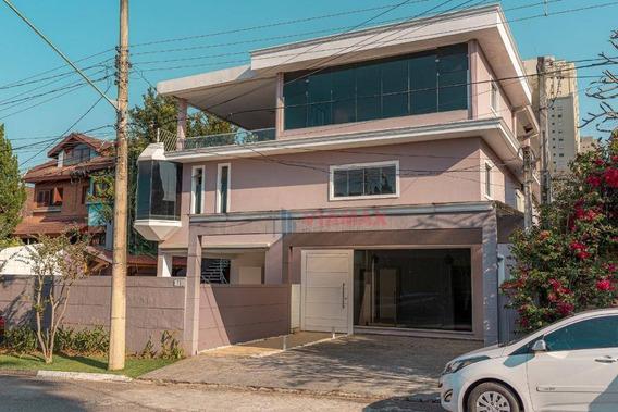 Excelente Casa No Jardim Aquarius Para Venda - Ca0661
