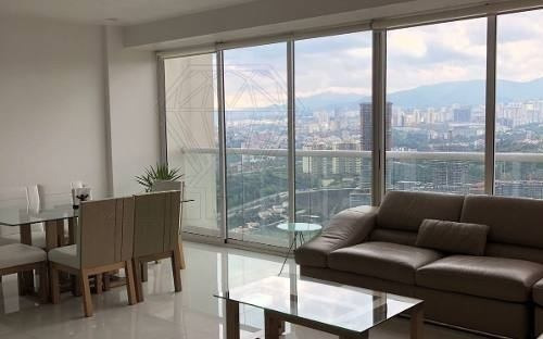 Departamento A La Venta En Bosque Real Towers (vw)