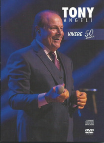 Tony Angelis - (kit Dvd+cd)