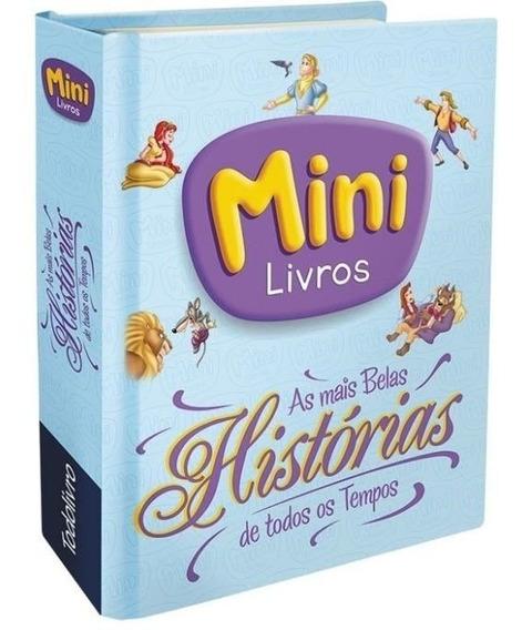Mini Livros As Mais Belas Histórias De Todos Os Tempos