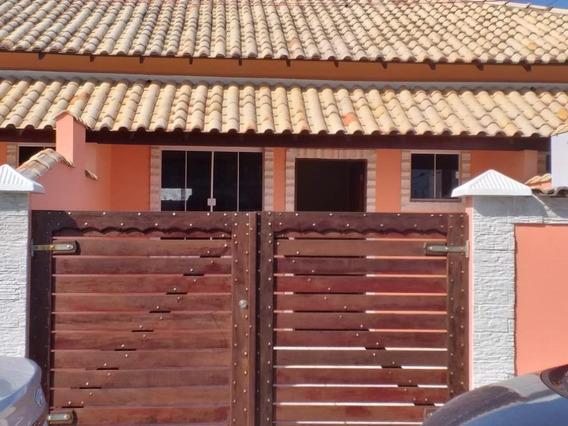 Casa Em Guaratiba, Maricá/rj De 41m² 1 Quartos À Venda Por R$ 180.000,00 - Ca334346