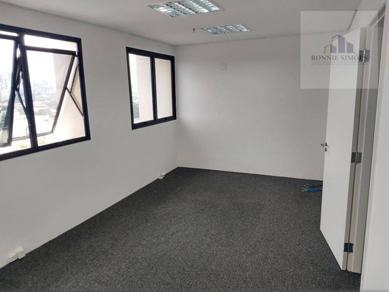 Sala À Venda, 40 M² Por R$ 350.000 - Moema, Imaginaire Office Moema, - São Paulo/sp - Sa0234